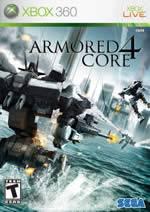 Hra pre Xbox 360 Armored Core 4