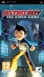 Hra pre PSP Astro Boy
