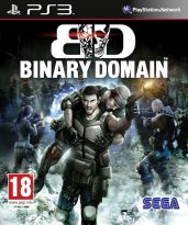 Hra pre Playstation 3 Binary Domain (Limited Edition)