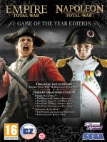 Hra pro PC Empire + Napoleon: Total War CZ (Game of the Year)