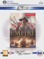 Hra pre PC Empire: Total War (CZ titulky, EN manuál)