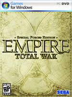 Hra pre PC Empire: Total War (Zberate�sk� ed�cia)
