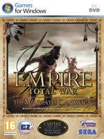 Hra pre PC Empire: Total War: The Warpath CZ