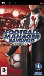 Hra pre PSP Football Manager Handheld 2008