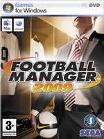Hra pre PC Football Manager 2009 CZ