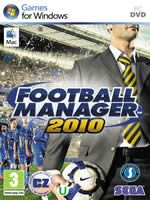 Hra pre PC Football Manager 2010 CZ