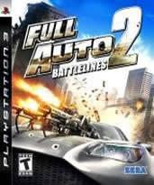 Hra pre Playstation 3 Full Auto 2: Battlelines