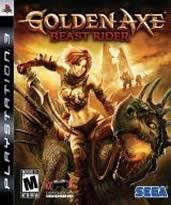 Hra pre Playstation 3 Golden Axe: Beast Rider