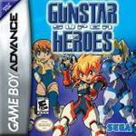 Hra pre Gameboy Advance GunStar Super Heroes