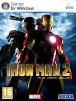 Hra pre PC Iron Man 2