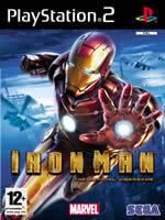 Hra pre Playstation 2 Iron Man