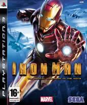 Hra pre Playstation 3 Iron Man