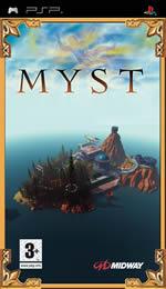 Hra pre PSP Myst