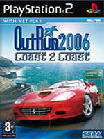 Hra pre Playstation 2 Outrun 2006: Coast 2 Coast