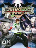 Hra pre PC Phantasy Star Universe
