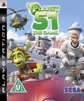 Hra pre Playstation 3 Planet 51