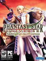Hra pre PC Phantasy Star Universe: Ambition of the Illuminus