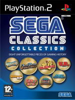 Hra pre Playstation 2 SEGA Classics Collection