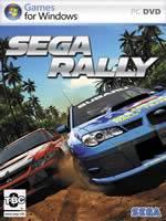 Hra pre PC SEGA Rally CZ
