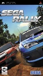 Hra pre PSP SEGA Rally