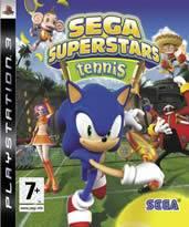 Hra pre Playstation 3 SEGA Superstar Tennis