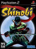 Hra pre Playstation 2 Shinobi