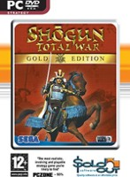 Hra pre PC Shogun Total War Gold Edition