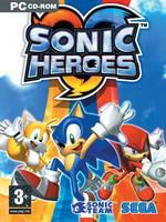Hra pre PC Sonic Heroes