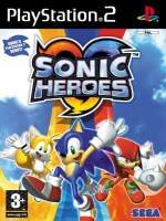 Hra pre Playstation 2 Sonic Heroes