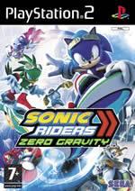 Hra pre Playstation 2 Sonic Riders 2: Zero Gravity