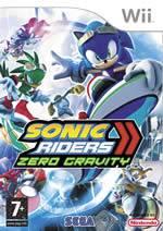 Hra pre Nintendo Wii Sonic Riders 2: Zero Gravity