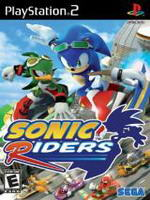 Hra pre Playstation 2 Sonic Riders
