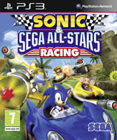 Hra pre Playstation 3 Sonic & SEGA All-Stars Racing
