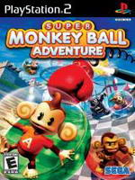 Hra pre Playstation 2 Super Monkey Ball Adventure