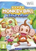 Hra pre Nintendo Wii Super Monkey Ball: Step & Roll