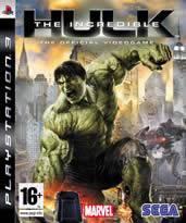 Hra pre Playstation 3 The Incredible Hulk