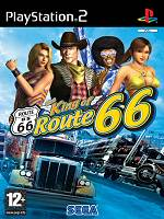 Hra pre Playstation 2 The King of Route 66