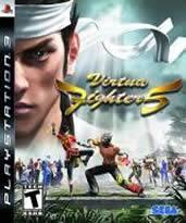 Hra pre Playstation 3 Virtua Fighter 5