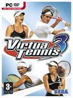 Hra pre PC Virtua Tennis 3