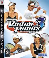 Hra pre Playstation 3 Virtua Tennis 3
