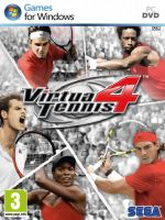 Hra pre PC Virtua Tennis 4
