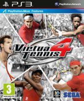Hra pre Playstation 3 Virtua Tennis 4