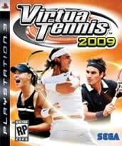 Hra pre Playstation 3 Virtua Tennis 2009