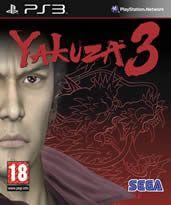 Hra pro Playstation 3 Yakuza 3