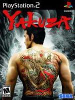 Hra pre Playstation 2 Yakuza