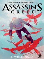 Kniha Komiks Assassins Creed 3: Návrat domů