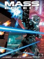 Komiks Mass Effect: Odhalenie (KNIHY)