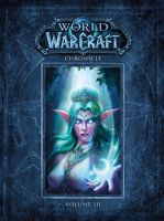 Kniha World of Warcraft: Kronika - Svazek 3 (EN)