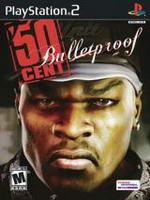 Hra pre Playstation 2 50 Cent: Bulletproof