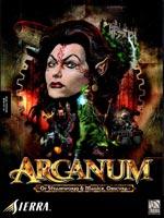 Hra pre PC Arcanum